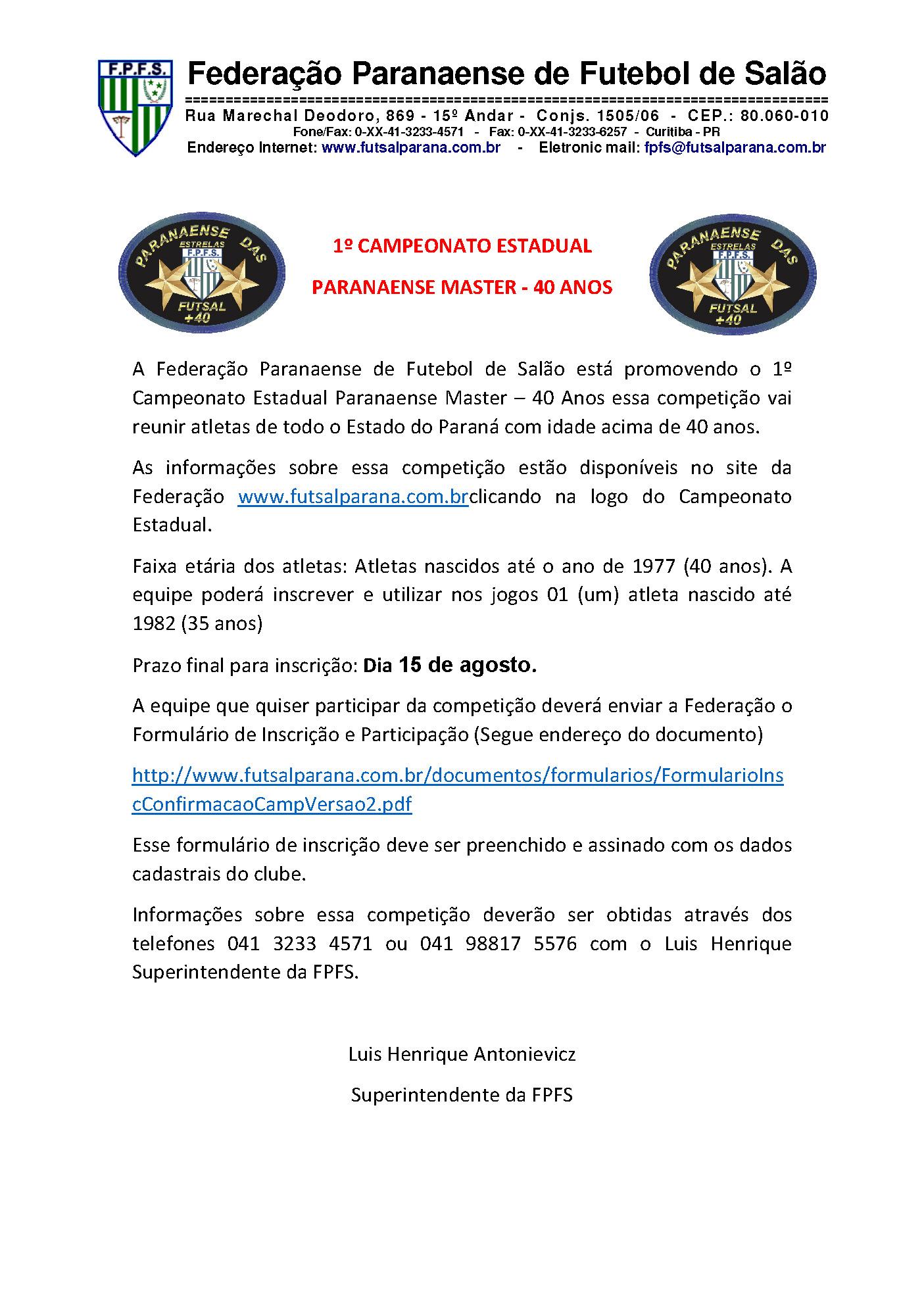 1_CAMPEONATO_ESTADUAL_PARANAENSE_MASTER