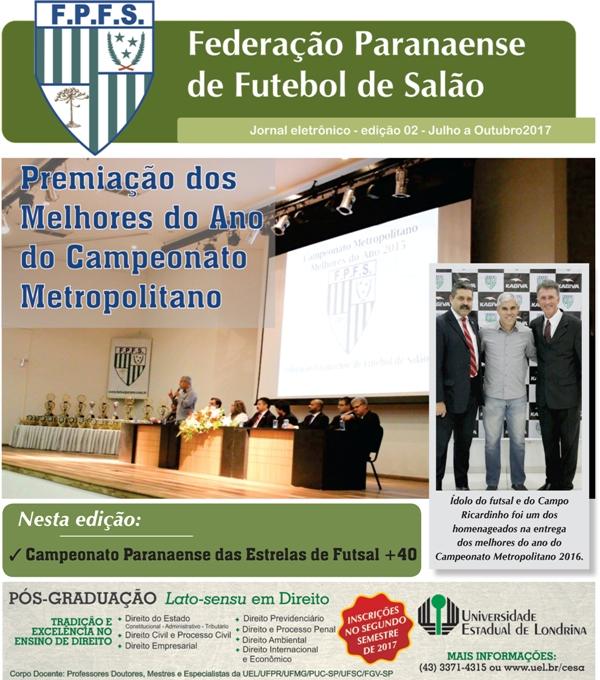 Jornal Eletrônico Edição 02